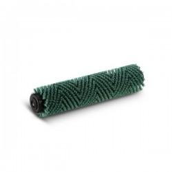Perie cilindrica verde BR 35/12 C