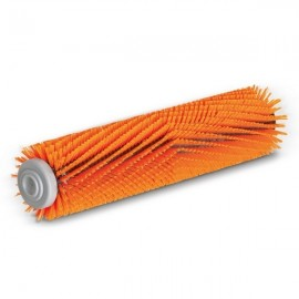 Roller brush orange complete 300